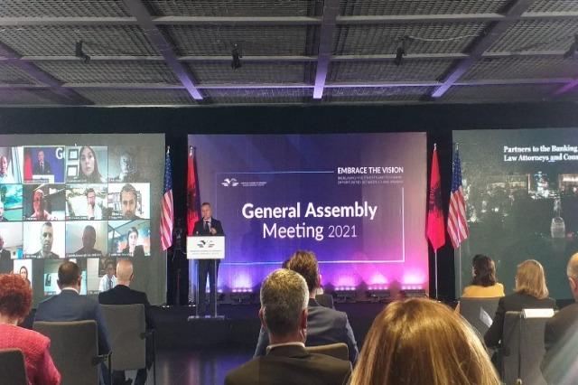 Dhoma Amerikane mbledh Asamblenë e Përgjithshme, Jaço: Shqipëria të orientojë politikat drejt mundësive Euro-Transantlantike