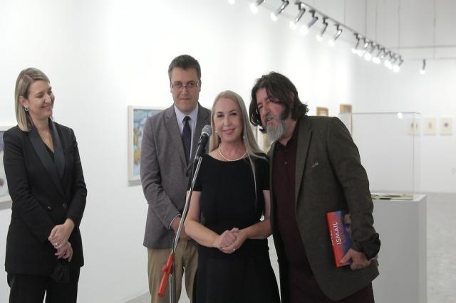 Për herë të parë prezantohet ekspozita e piktorit Ismail Lulani