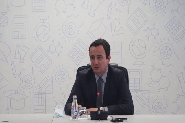 Aksioni në Mitrovicë, reagon Kurti: Krimi nuk do të tolerohet. Qytetarët të mos bien pre e mediave serbe
