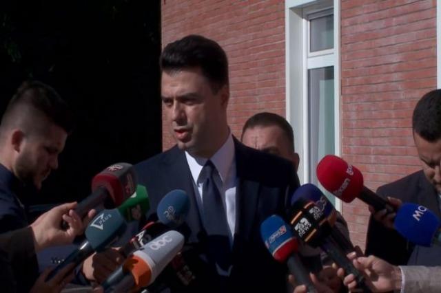 Shkarkimi i Flamur Nokës, Basha: Nuk lejojmë që ta kthejnë PD në një bunker për interesa personale!