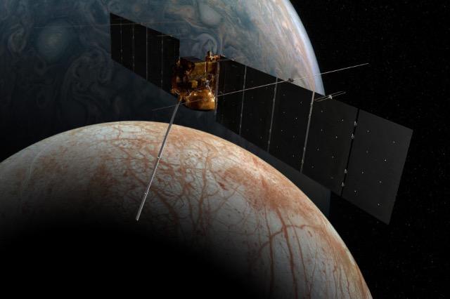 Teleskopi hapësinor bën zbulimin: Sateliti i Jupiterit i mbushur me avull, në 2024 misioni për ta arritur