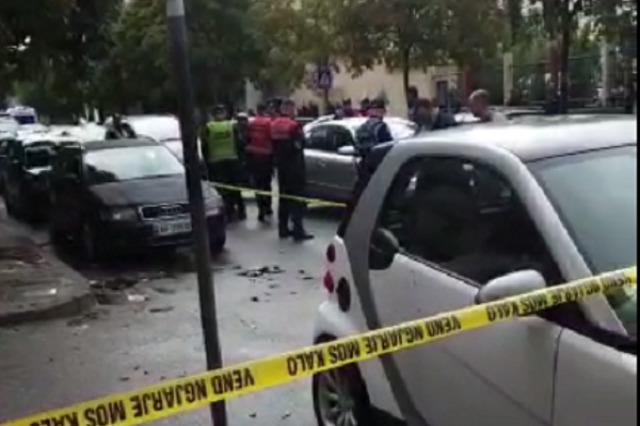 """Konflikti tek shkolla """"Cajupi"""", katër të plagosur, një armë e sekuestruar nga Policia"""