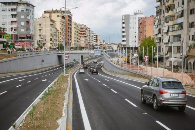 Unaza e re, devijohet trafiku, ARRSH njofton punime mbrëmjen e së martës