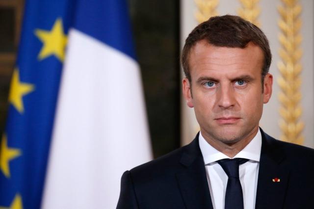 Macron dënon vrasjen e algjerianëve në protestën e vitit 1961