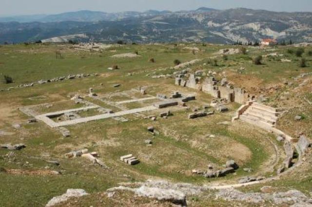 Parku Arkeologjik i Bylisit tërheq vëmendjen e studiuesve të huaj
