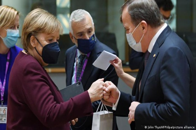 """Samiti i fundit i BE-së për """"makinën e kompromisit"""" Angela Merkel"""