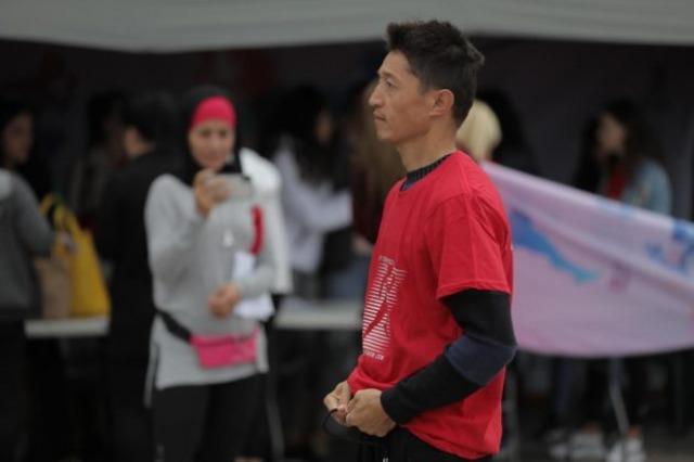 Çifti nga Afganistani i bashkohen Maratonës së Tiranës