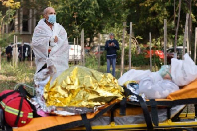Sistemi spitalor rumun në situatë apokaliptike