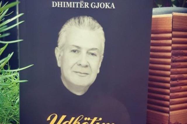 """""""Udhëtim mes yjesh"""" libri i kolegut Dhimitër Gjoka"""