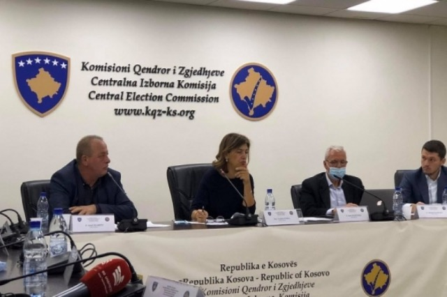 KQZ vendos për fushatë zgjedhore pesë ditore në Podujevë