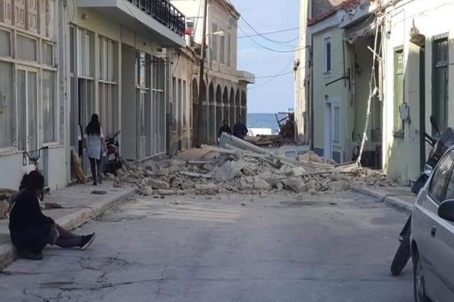 Mes të plagosurve në ishullin Samos 14-vjeçari shqiptar nga Lezha