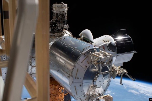 20 vjet në bordin e Stacionit Ndërkombëtar të Hapësirës