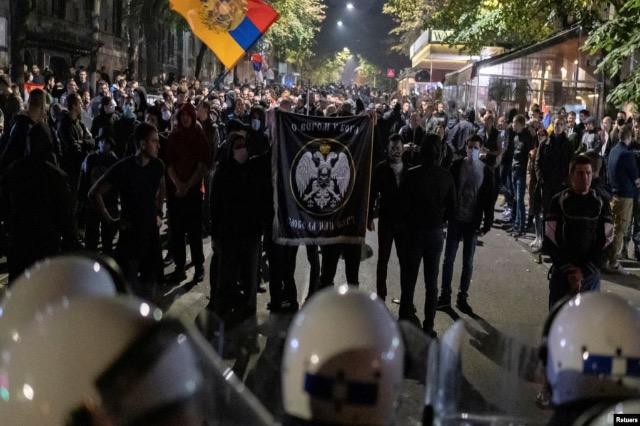 Festival, protesta e debat për Kosovën në Beograd