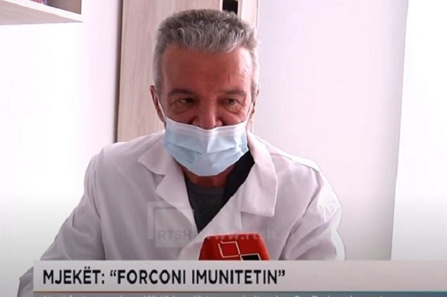 Lushnje, mjekët: Forconi imunitetin!