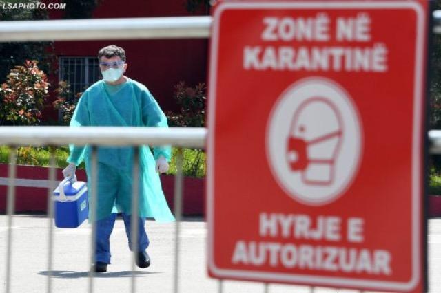 Lajm i mirë nga Infektivi, shërohen 33 pacientë me koronavirus, ulet numri i të shtruarve në spital, ja gjendja e tyre