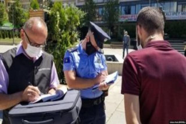 Policia e Shtetit rrit ndëshkimet ndaj atyre që nuk mbajnë maska
