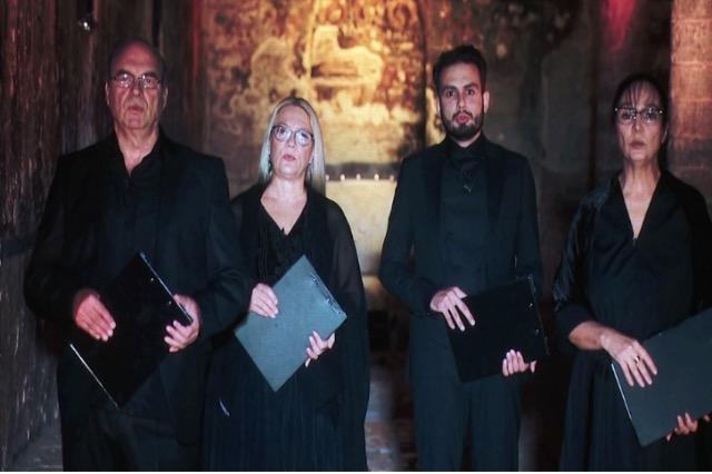 """""""Qielli im"""" i Ilirian Zhupës nën interpretimin e katër artistëve"""