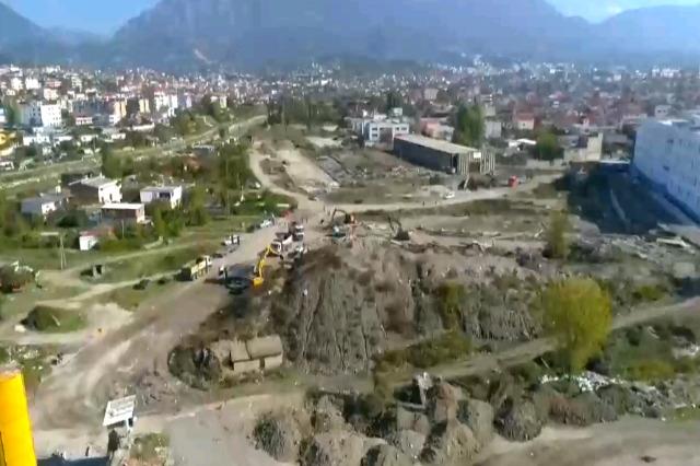 Nis nga ndërtimi një lagje re në Tiranë