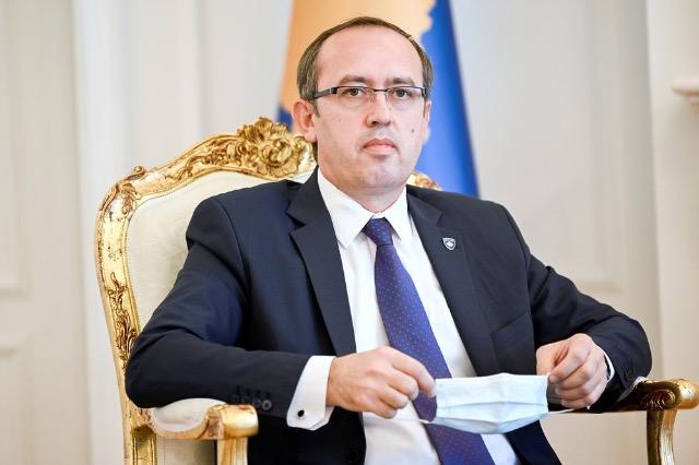 Avdullah Hoti, sot zhvillon vizitën zyrtare në Maqedoninë e Veriut